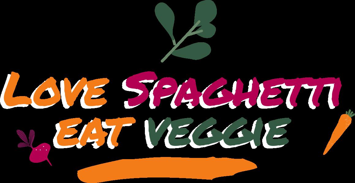 Love Spaghetti Eat Veggie
