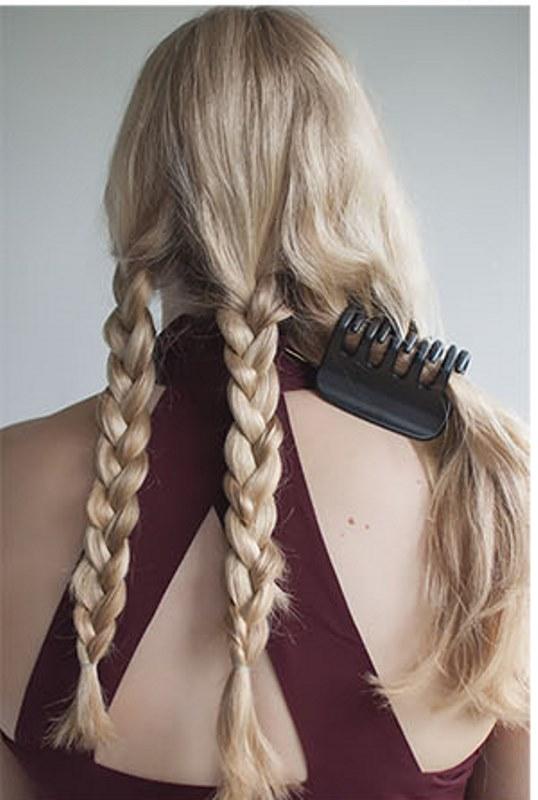 Hair-Romance-triple-braid-tutorial 1