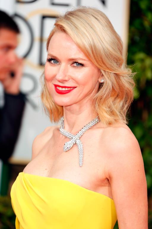 Naomi Watts at the 72nd Annual Golden Globes Credit Jeff Vespa Getty Images exp July 11 2015