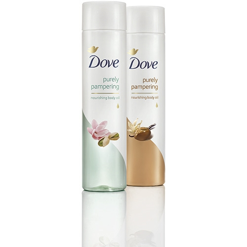 Dove Body Oils purely pampering 9506d
