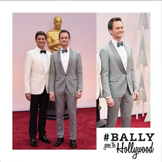 Neil Patrick Harris in Bally Shoes a00c8