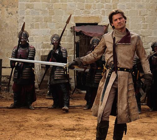 Jaime Lannister casual ba501