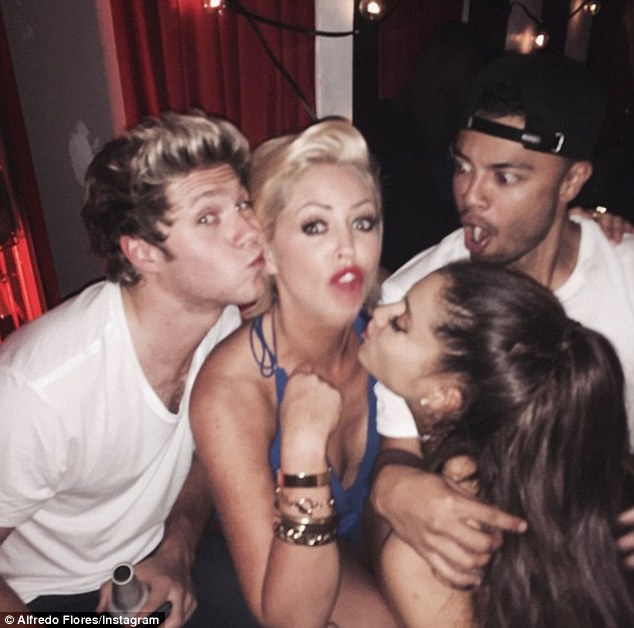 2958A3D300000578-3110647-Party pals Ariana and Niall recently joined the celebrations for-a-17 1433410057071 0f1c0