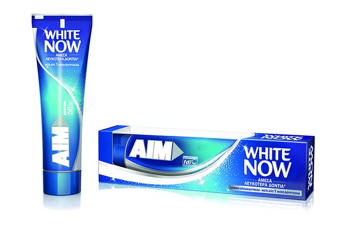 AIM White Now Core boxtube 2c39a