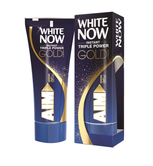 AIM White Now Gold boxtube 5e7d0 9f4b7