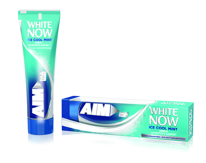 AIM White Now ICM boxtube 6b0b6 bffcd