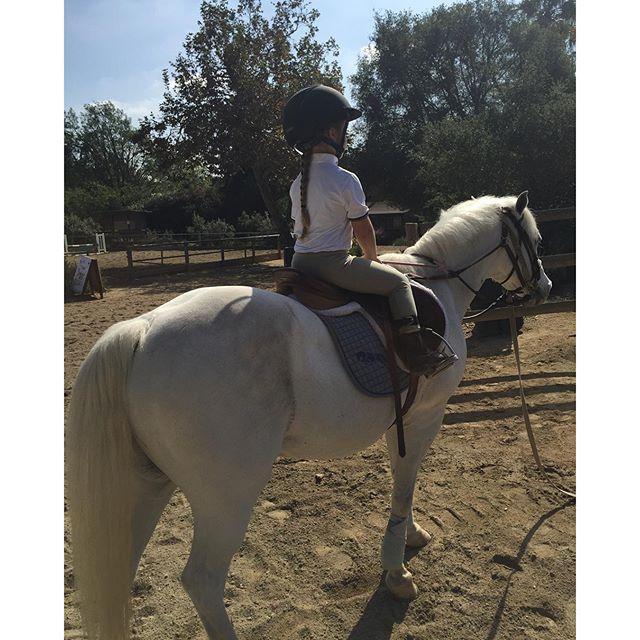 harper horsing at los angeles 2b681