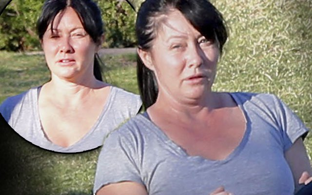 shannen-doherty-no-makeup-exercise-cancer e6dbb