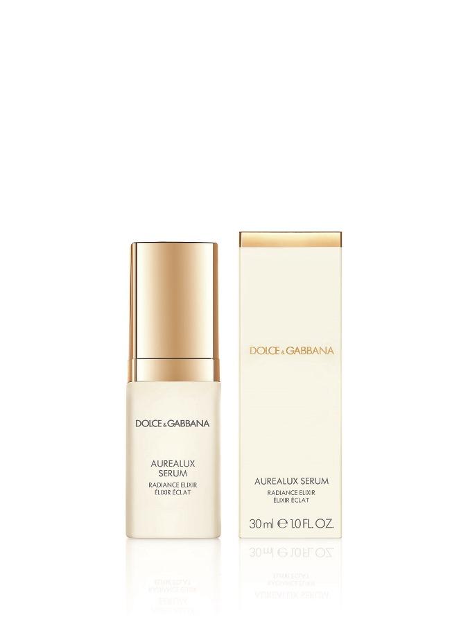 DolceGabbana Skincare Aurealux Serum pack shot low res 0d110