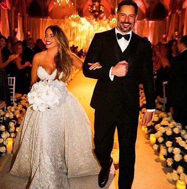 Sofia Vergara Joe Manganiello Wedding Pictures 2015 50894