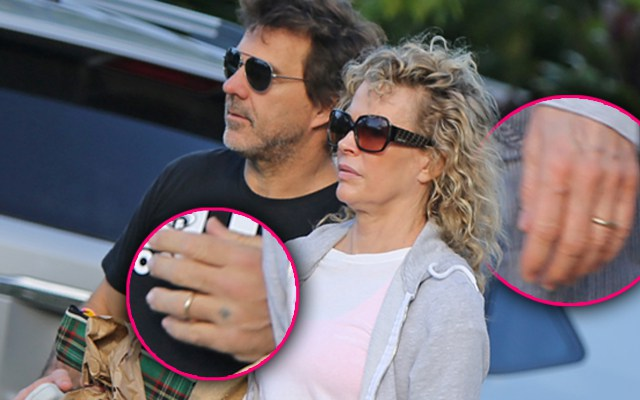 Kim Basinger And Boyfriend Wedding Rings 1 078da