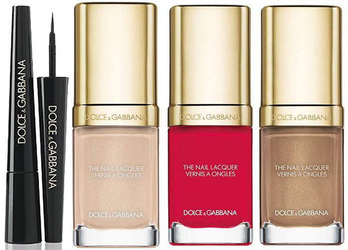 Dolce Gabbana The Essence of Holiday 2015 Makeup Collection4 e3232