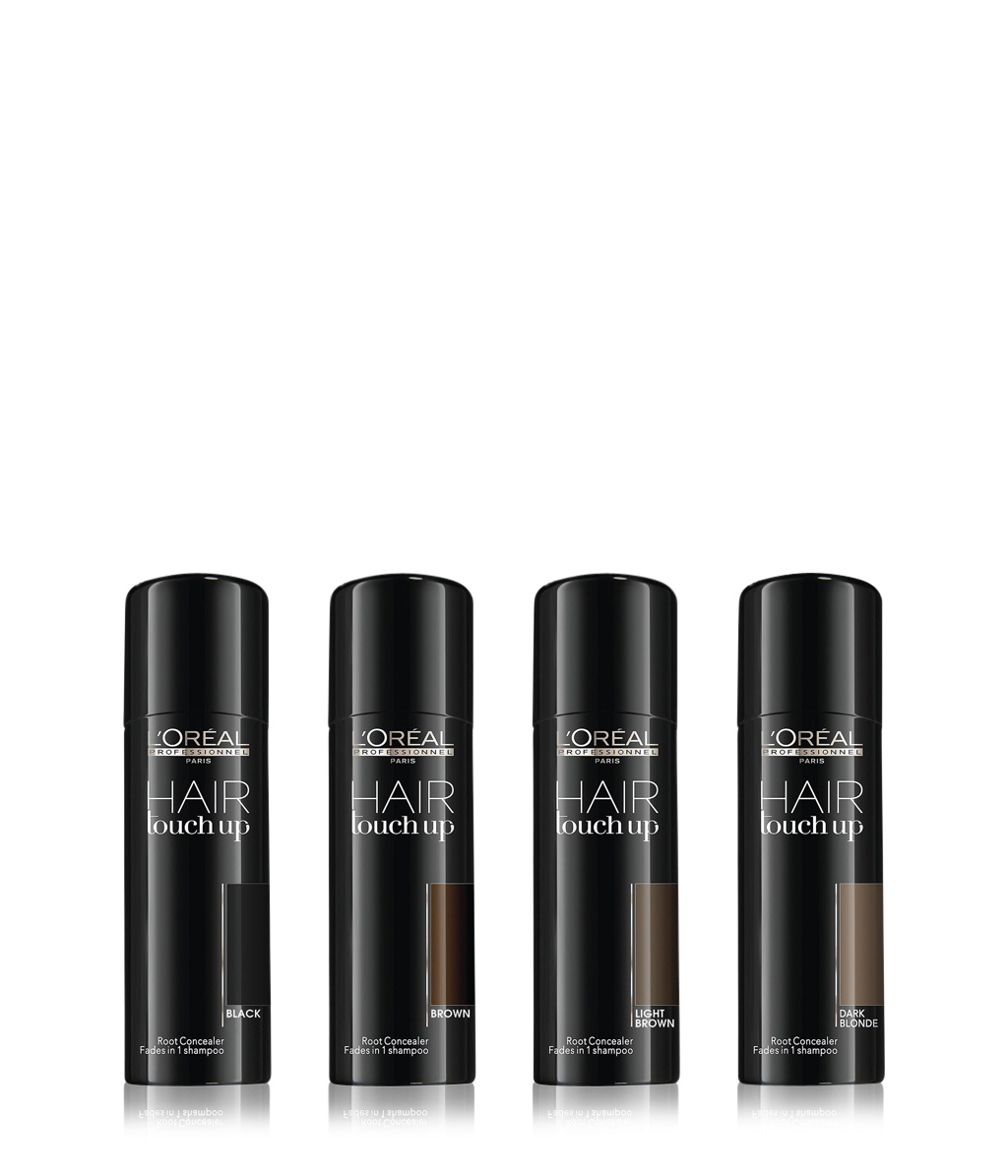 loreal professionnel hair touch up ansatzspray black pack 86ee8