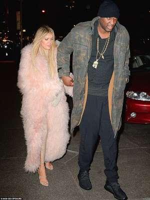 Khloe Kardashian and Lamar Odom spend valentine s day together 6fbfe
