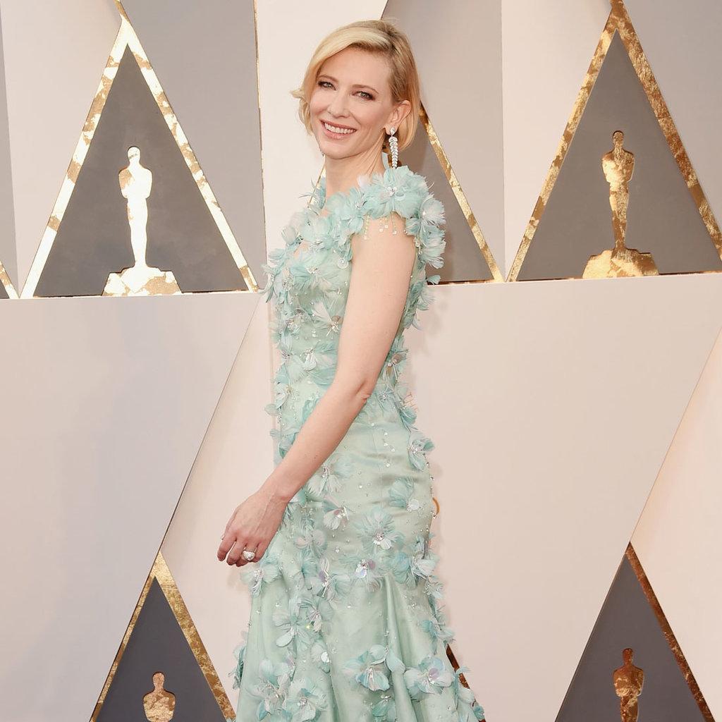 Cate Blanchett Dress Oscars 2016 37772