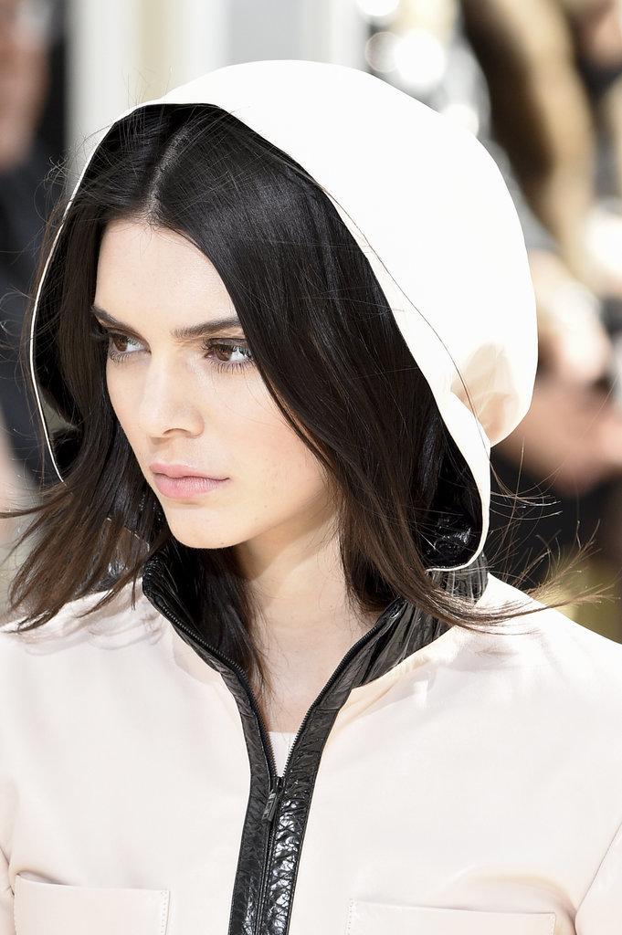 Kendall Jenner Chanel Paris Fashion Week Fall 2016 6d35f
