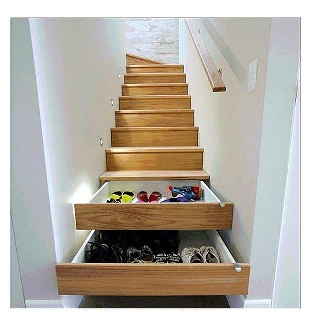 Stair Shelves e8c71