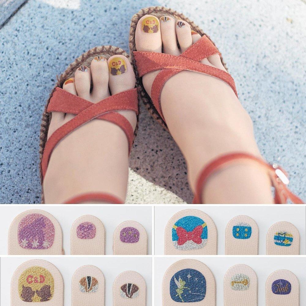 Japanese Pedicure Stockings 4eb2c