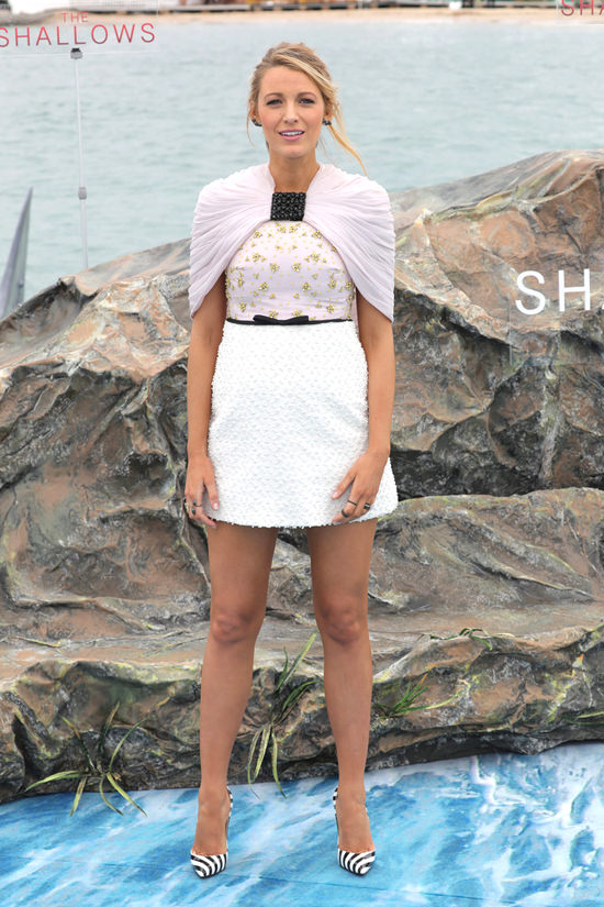 Blake Lively Cannes Film Festival 2016 Red Carpet Fashion Giambattista Valli Vivienne Westwood Tom Lorenzo Site 2 487bf