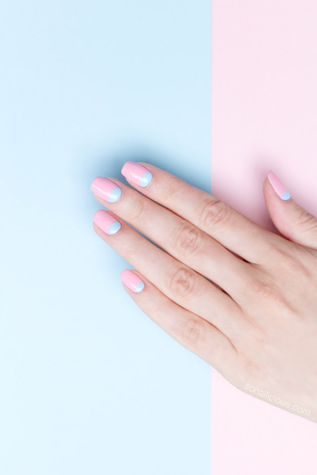 rose quartz nails serenity nails 2 49481