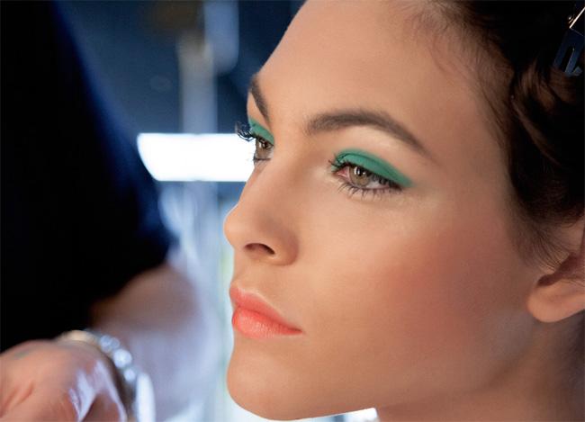 dolce gabbana summer 2016 face eyes lips nails makeup ads a3db6