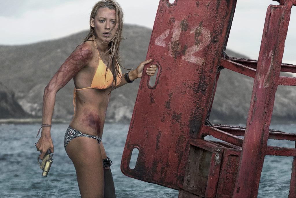 Blake Lively Shallows Movie Photos c50cc