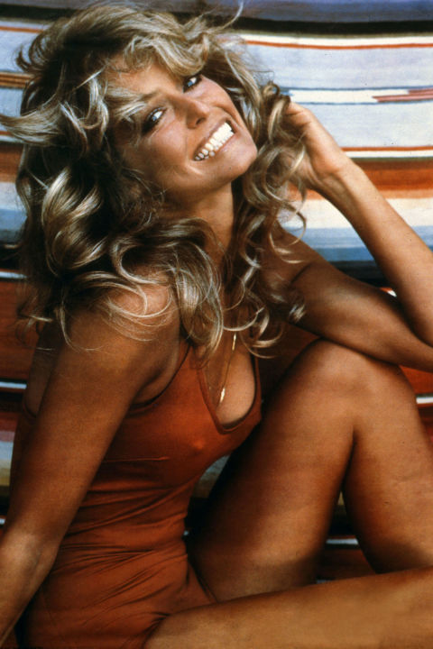 iconic swimsuits farrah fawcett 1979 zuma press 68841