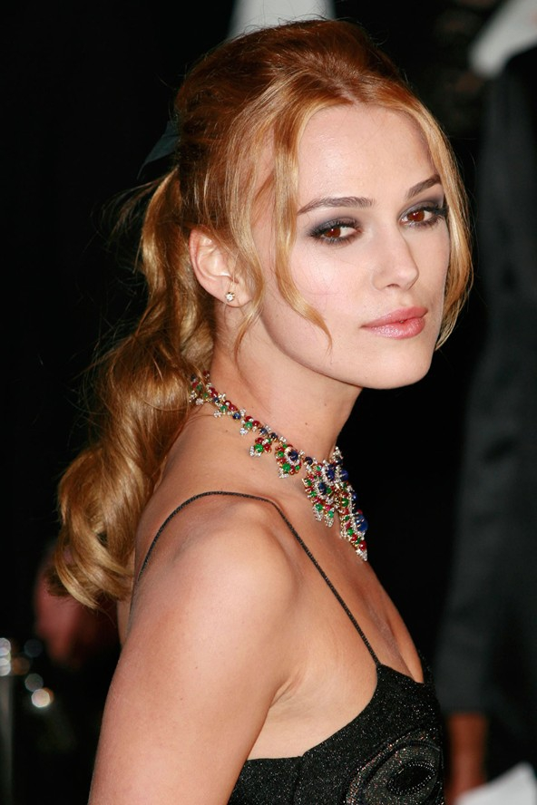 Cool Keira Knightley Hairstyles 15