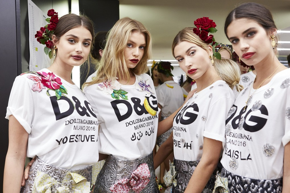 dolce and gabbana summer 2017 women fashion show backstage 70 1020x680