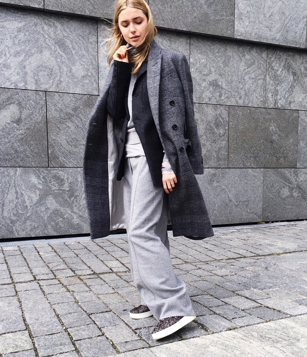 pernille shows us how to layer for fall 01