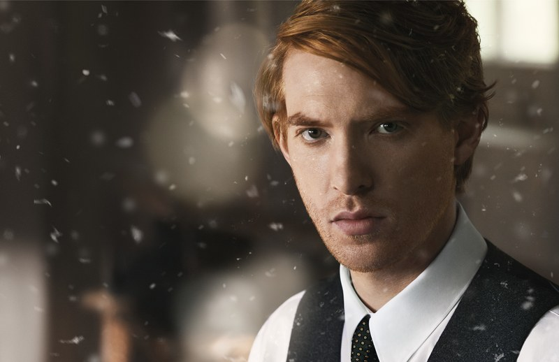 The Tale of Thomas Burberry Campaign Domhnall Gleeson on embargo until 1 November 2016 8AM UK time
