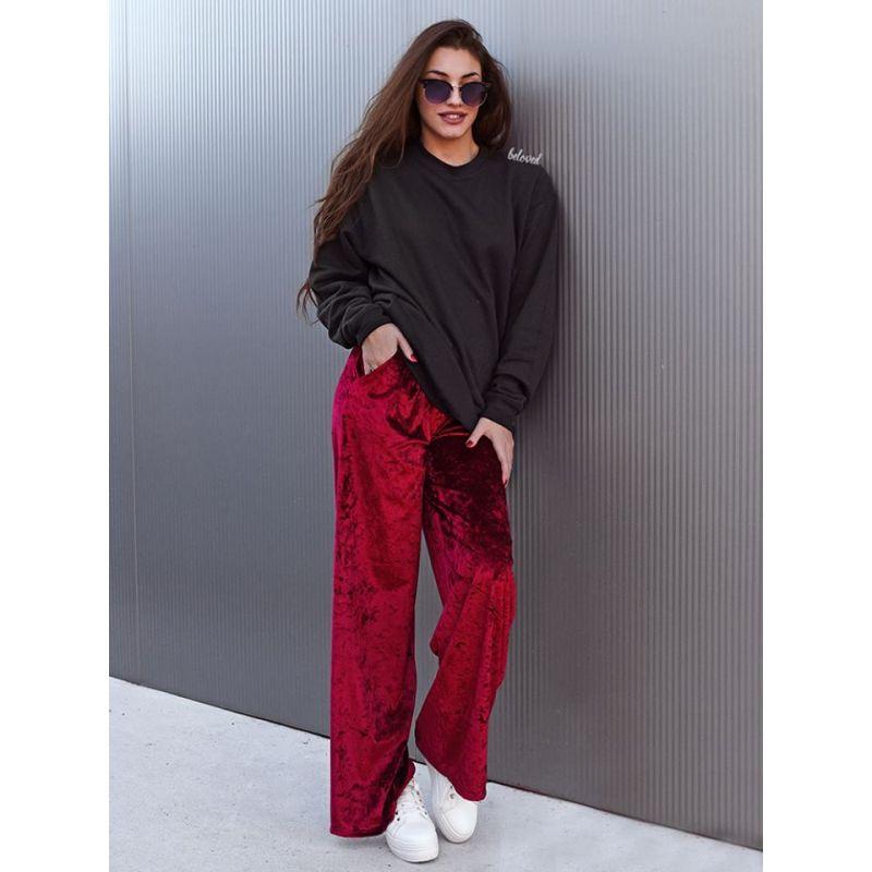 velvet pantalone 2 colours