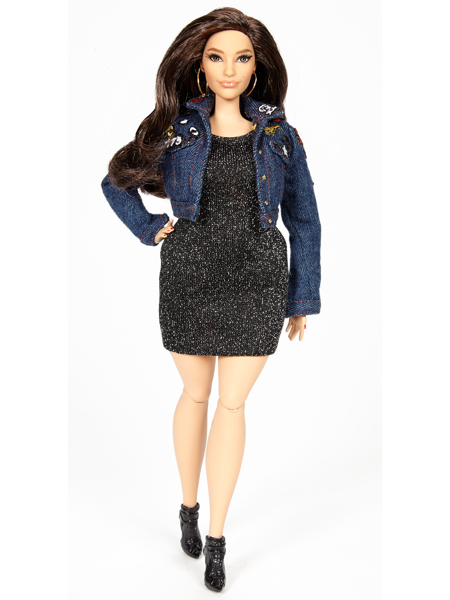 ashley graham barbie