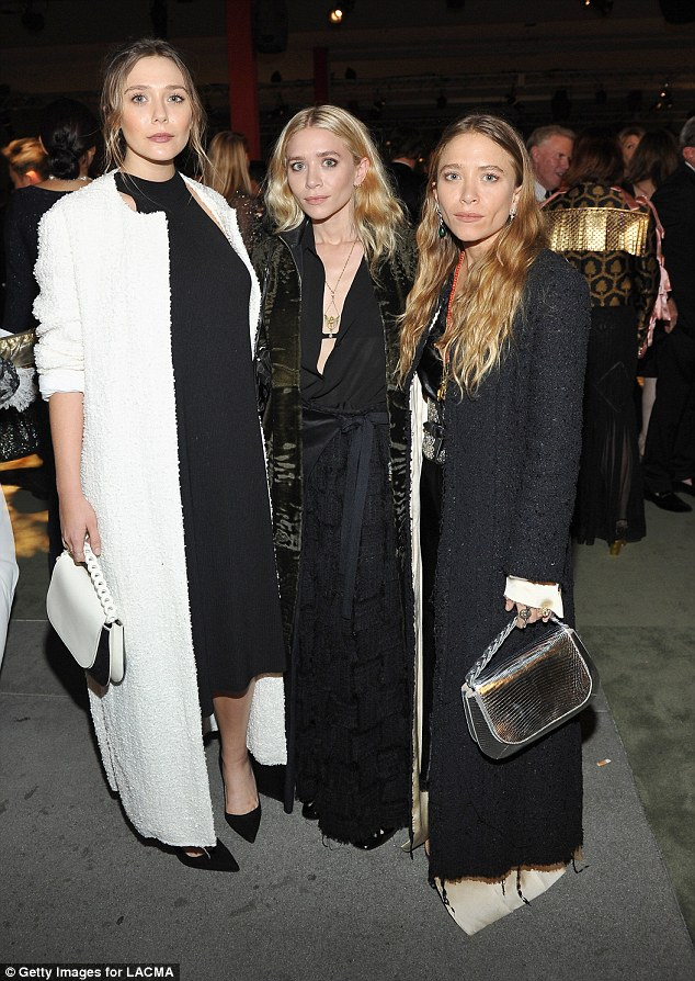 3B8FE9EB00000578 4055410 Famous siblings The beauty is the youngest Olsen sister pictured m 11 1482334677997