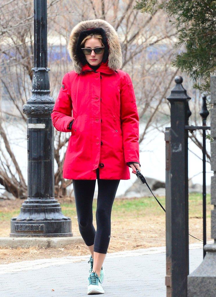 Olivia Palermo Coats