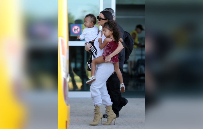 kim kardashian kanye west divorce rumors costa rica kids 03
