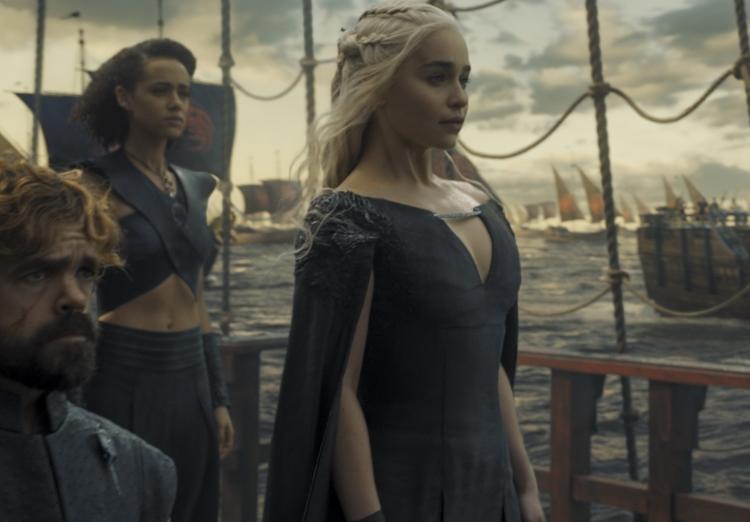game of thrones emilia clarke daenerys targaryen season 6 finale 750x522 1467149427