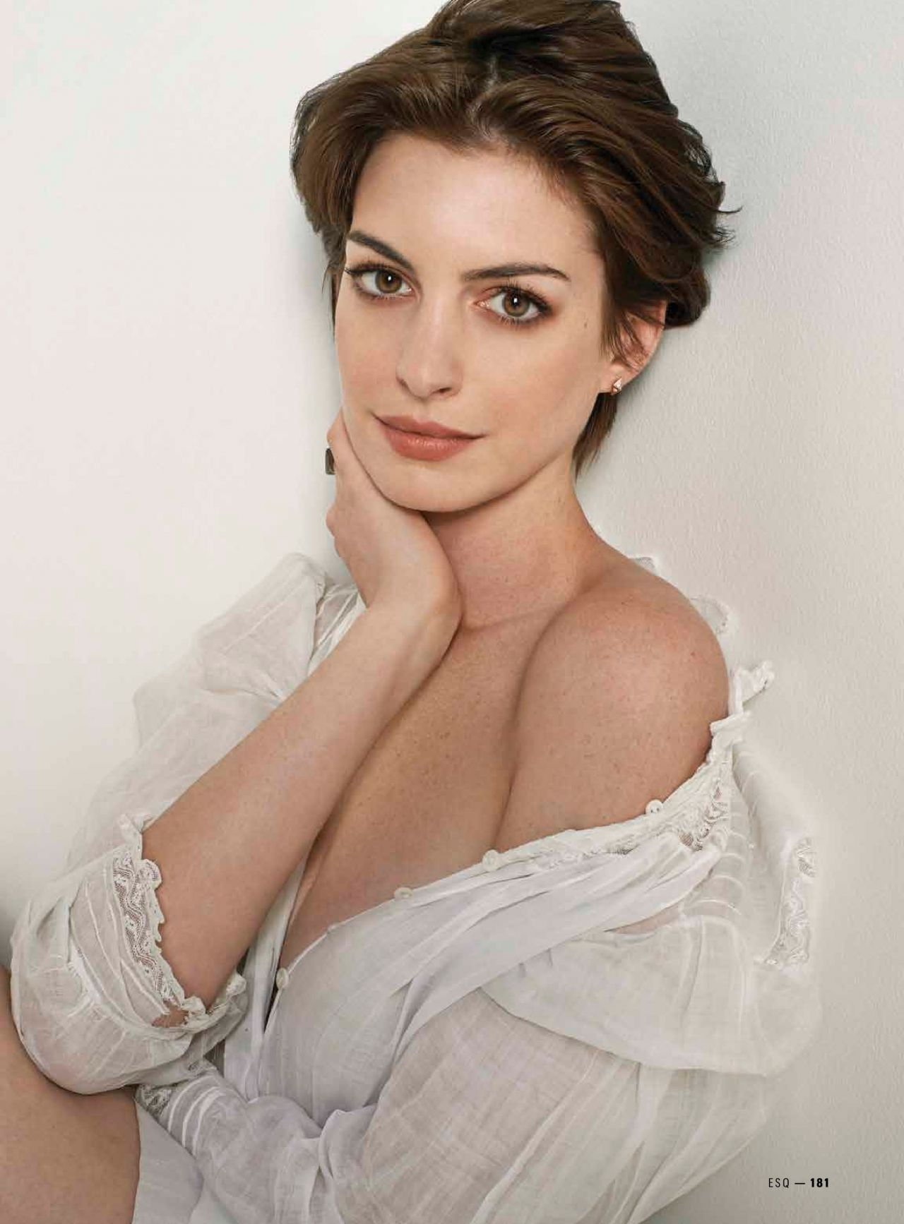 anne hathaway esquire magazine mexico october 2015 issue 1