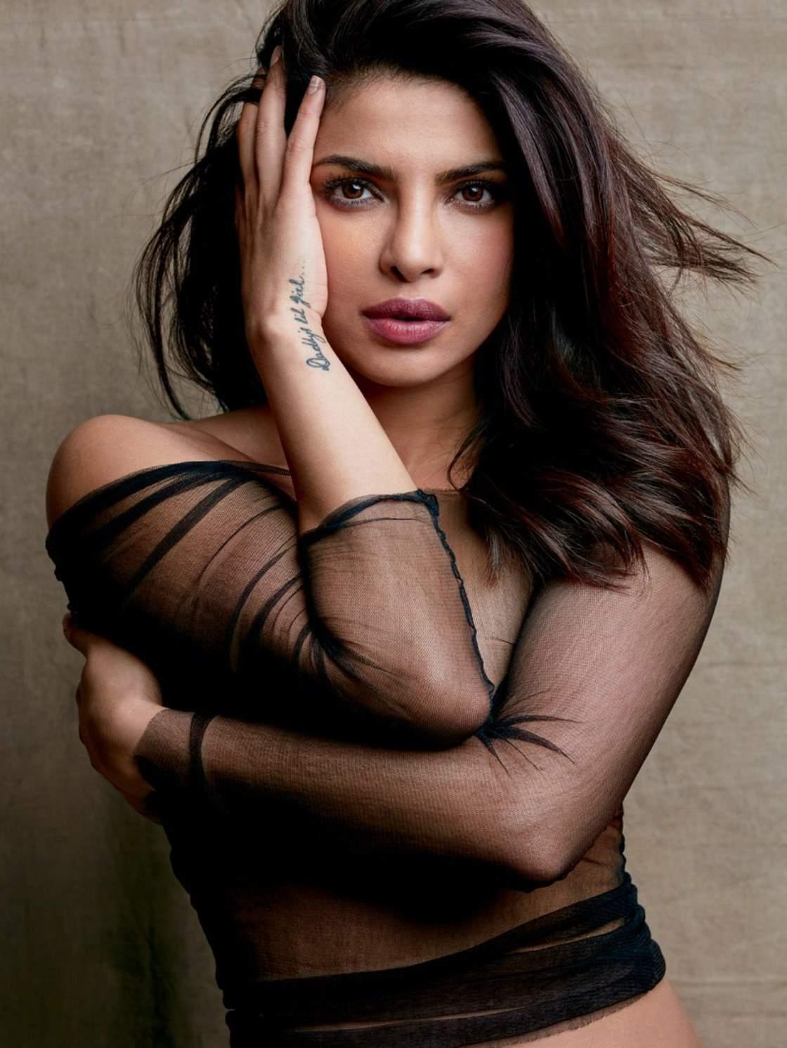 Priyanka Chopra GQ 2016 September Photoshoot Pic1