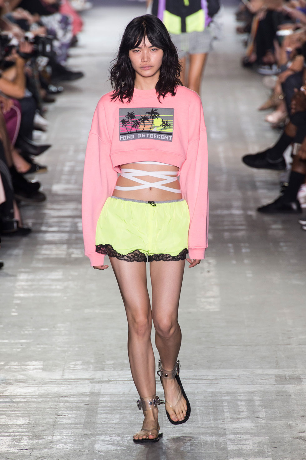 elle nyfw ss17 collections alexander wang 39 imaxtree