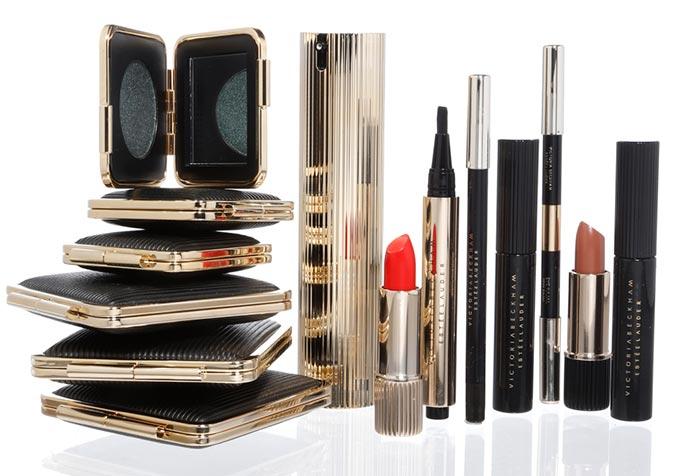 Victoria Beckham Estee Lauder fall 2016 makeup collection3