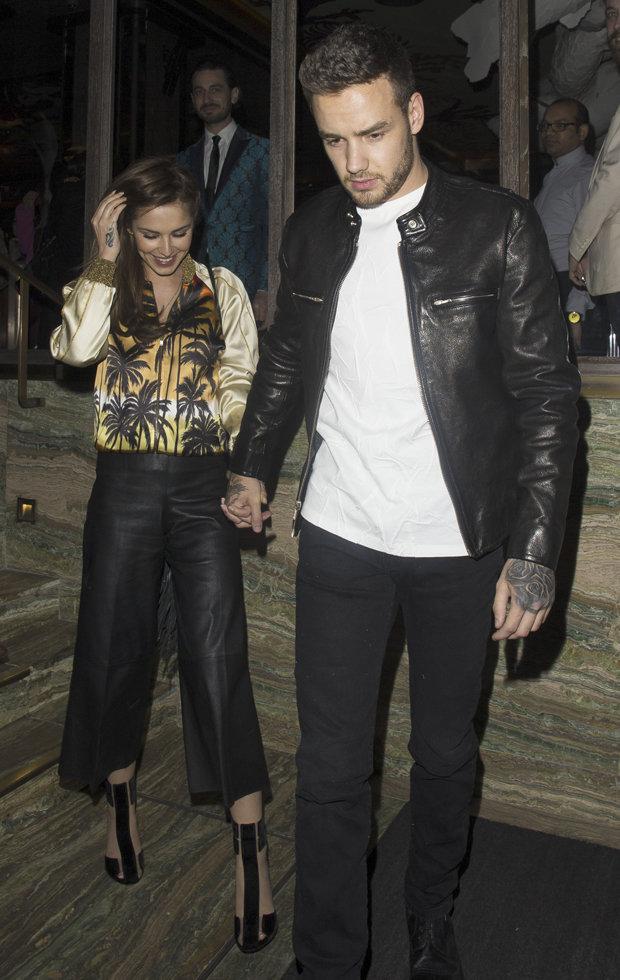 Cheryl and Liam 965340