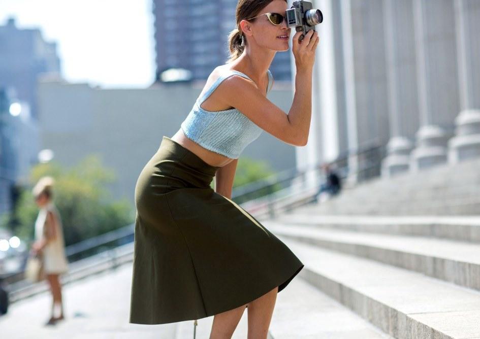 hanneli mustaparta street style new york fashion week