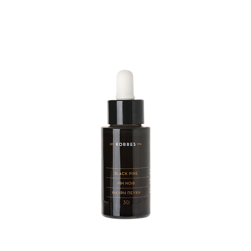 black pine 3d sculpting firming and nourishing active oil