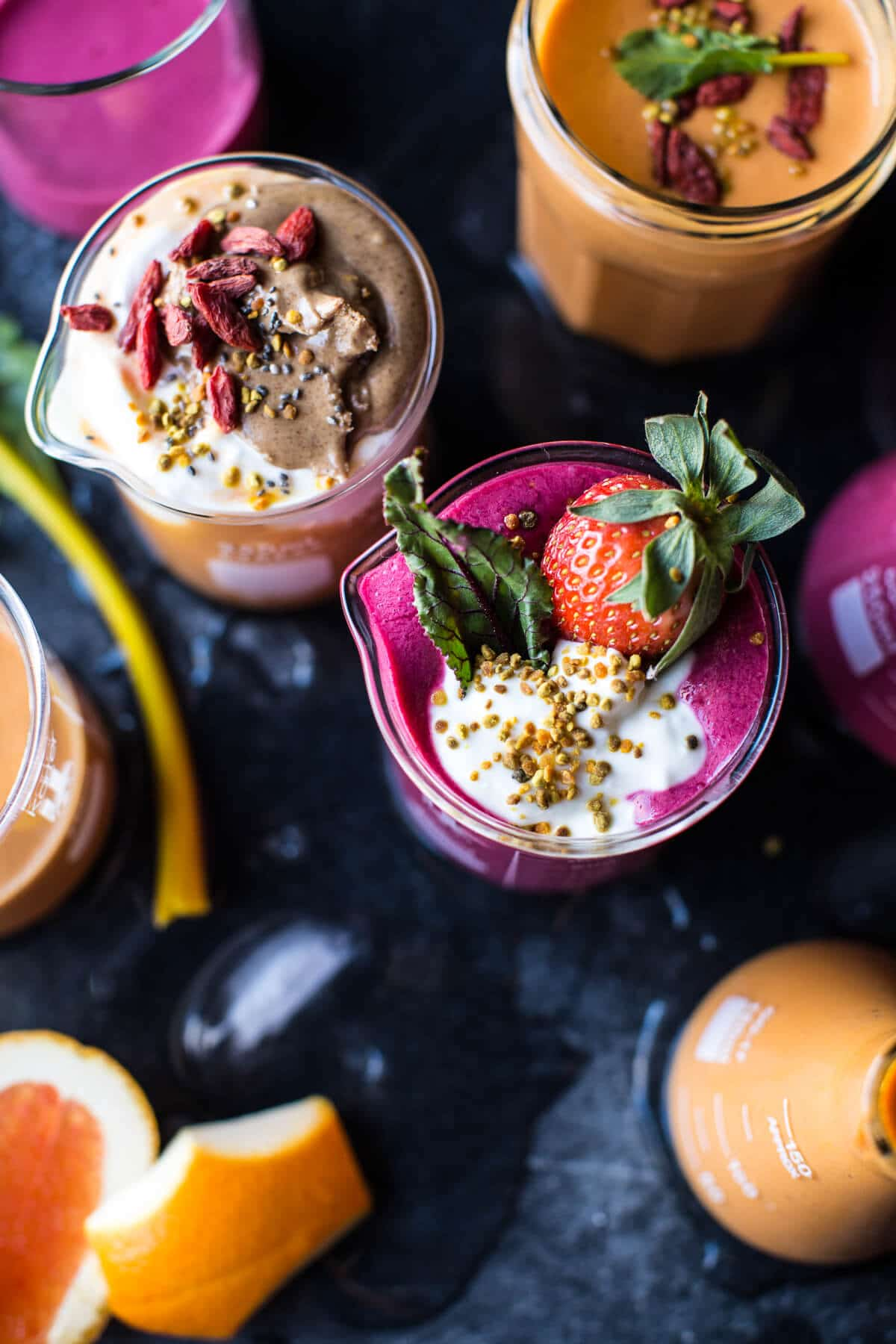 Power Food Fruit Smoothies 2 Ways 9 1