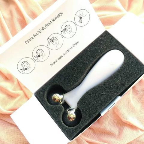 the body shop twin ball revitalitas facial massager 48735482baeb EH9Gx1 2