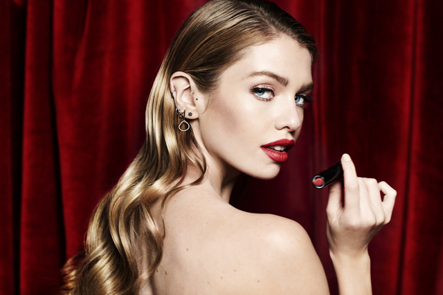 Stella Maxwell for Max Factor Velvet Mattes Lipstick Collection