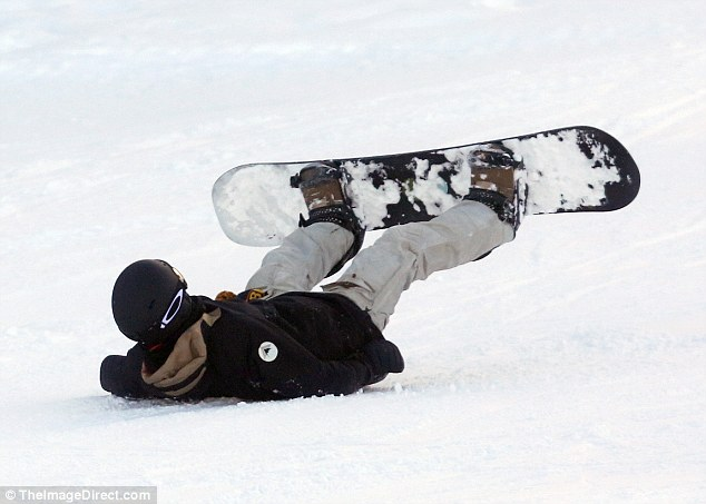 david beckahm harper ski 2