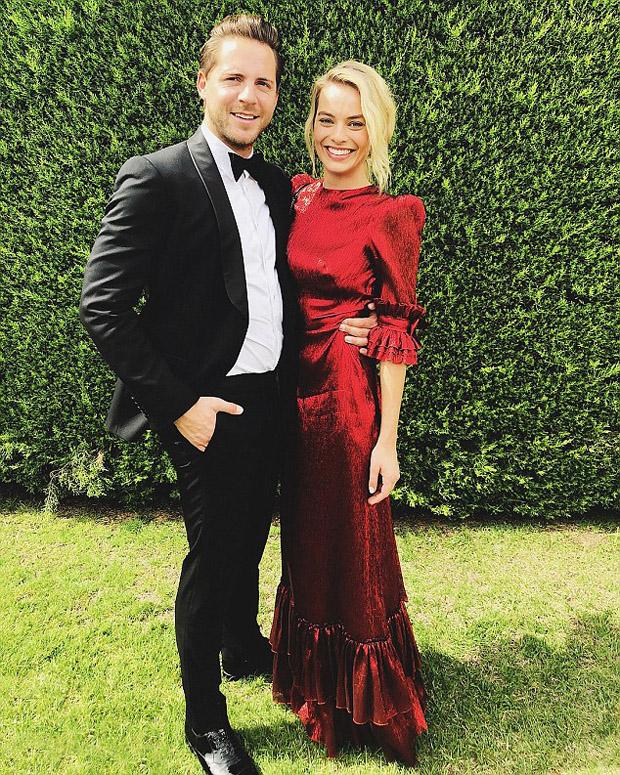 Margot Robbie husband