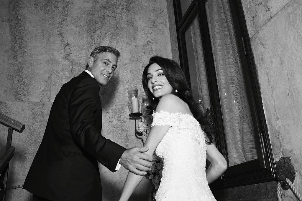 go inside george clooney amal alamuddin wedding never before seen snaps 14